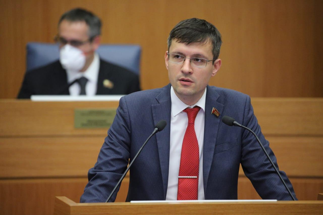 Интервью с депутатом Мосгордумы Павлом Тарасовым